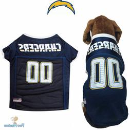 LOS ANGELES CHARGERS Dog Jersey * XS-XXL * NFL Football *FRE