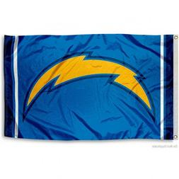 LOS ANGELES CHARGERS FLAG 3'X5' LA CHARGERS LOGO BANNER: FAS