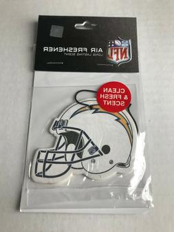 Los Angeles Chargers x12 Car Air Freshener Lot of  NFL Footb
