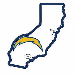 Siskiyou Products NFL Los Angeles Chargers Home State Magnet